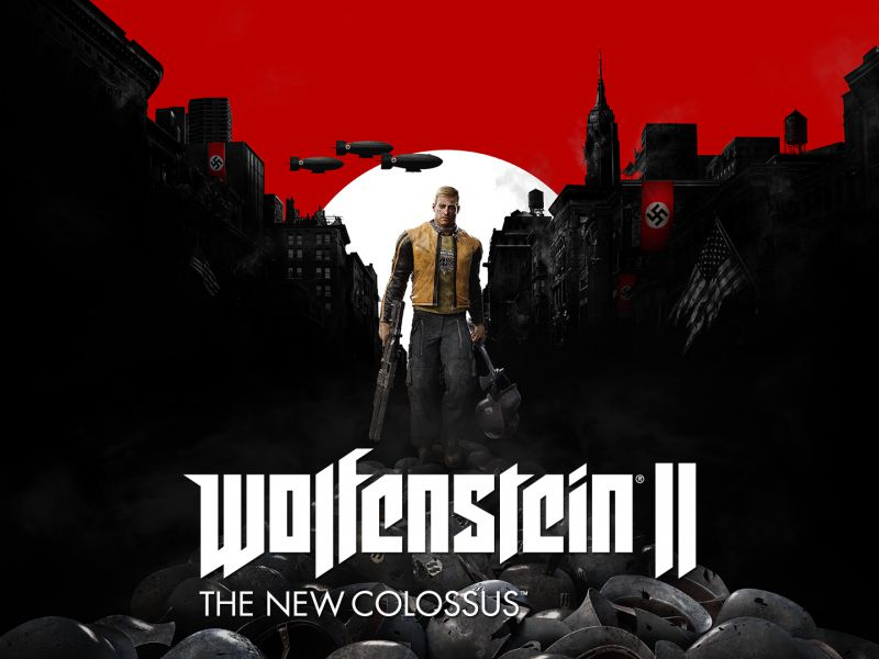 Wolfenstein 2 The New Colossus sarà ottimizzato per Xbox One X