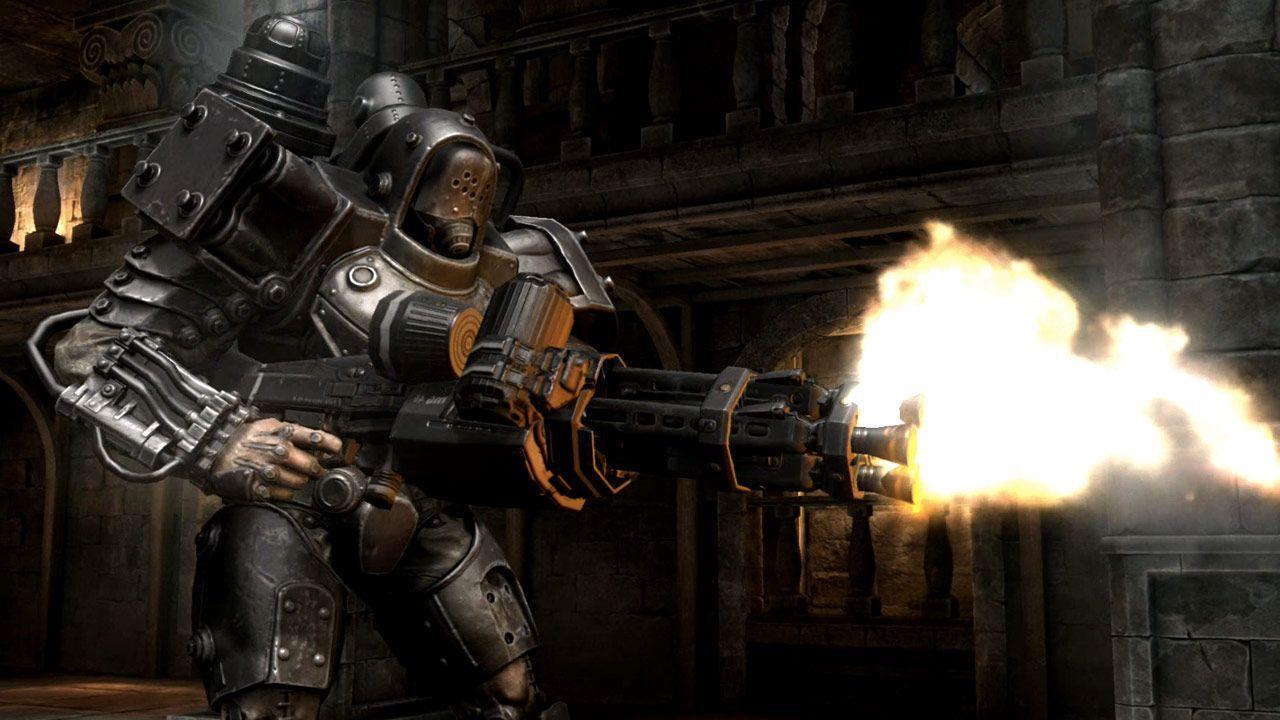 Wolfenstein The New Colossus svelato grazie al trailer di Quake Champions?