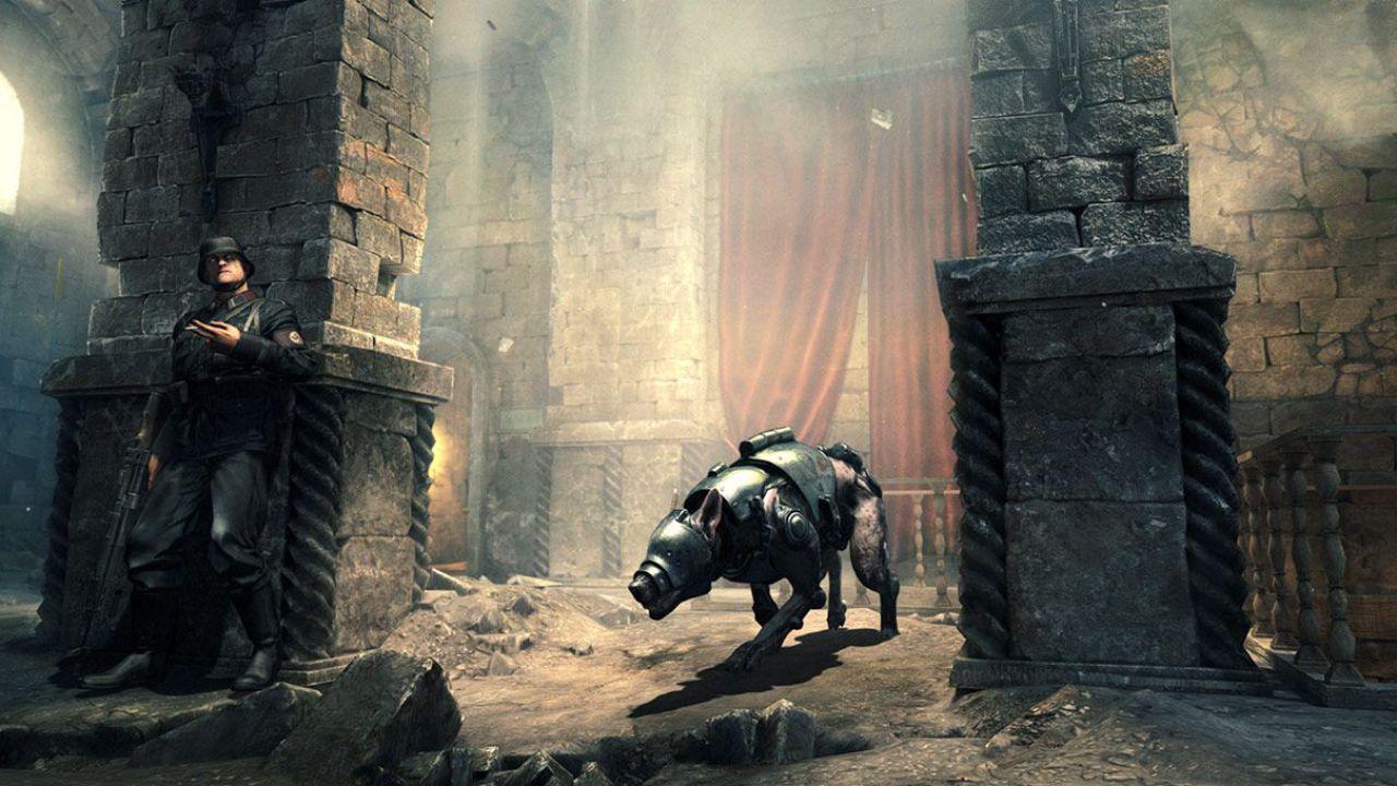 Wolfenstein: The New Order, confermata la risoluzione su console next-gen