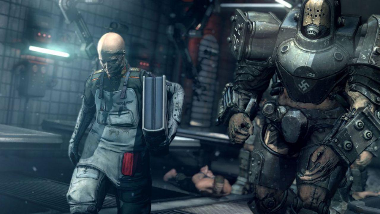 Wolfenstein: The New Order, ecco quattro nuove immagini
