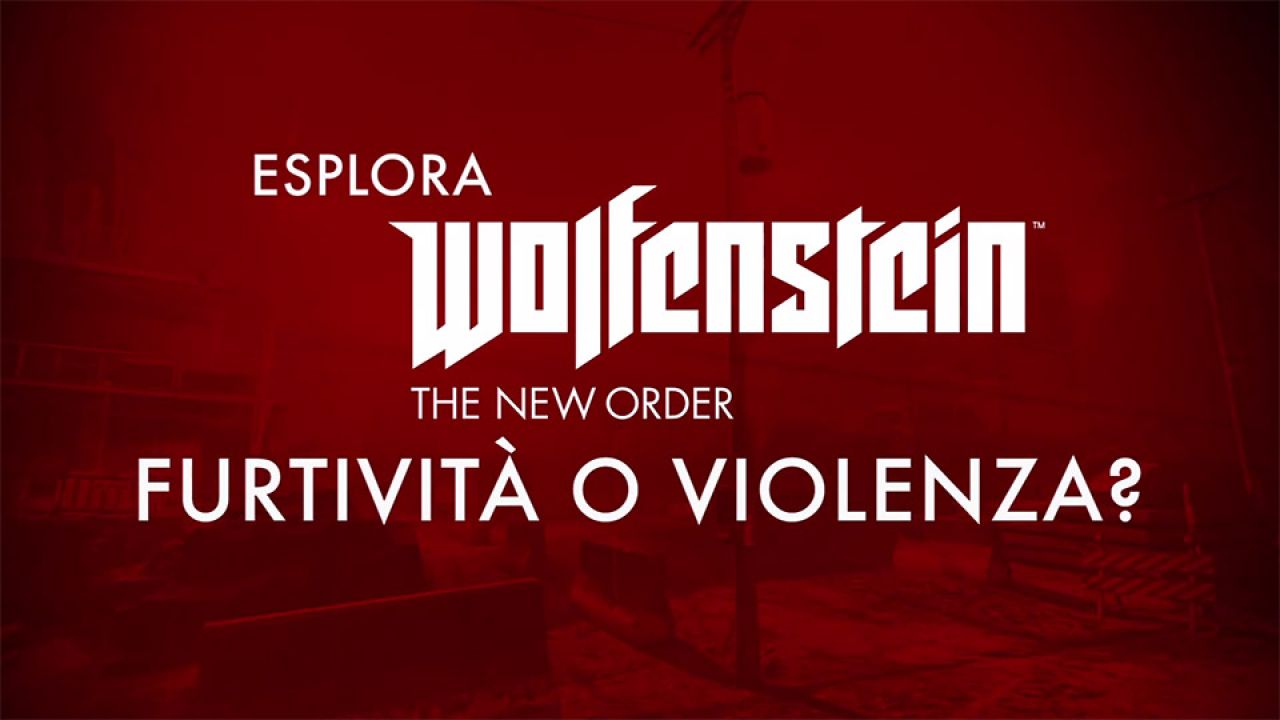 Wolfenstein: The New Order - L'incubo nazista di Morlu Total Gaming