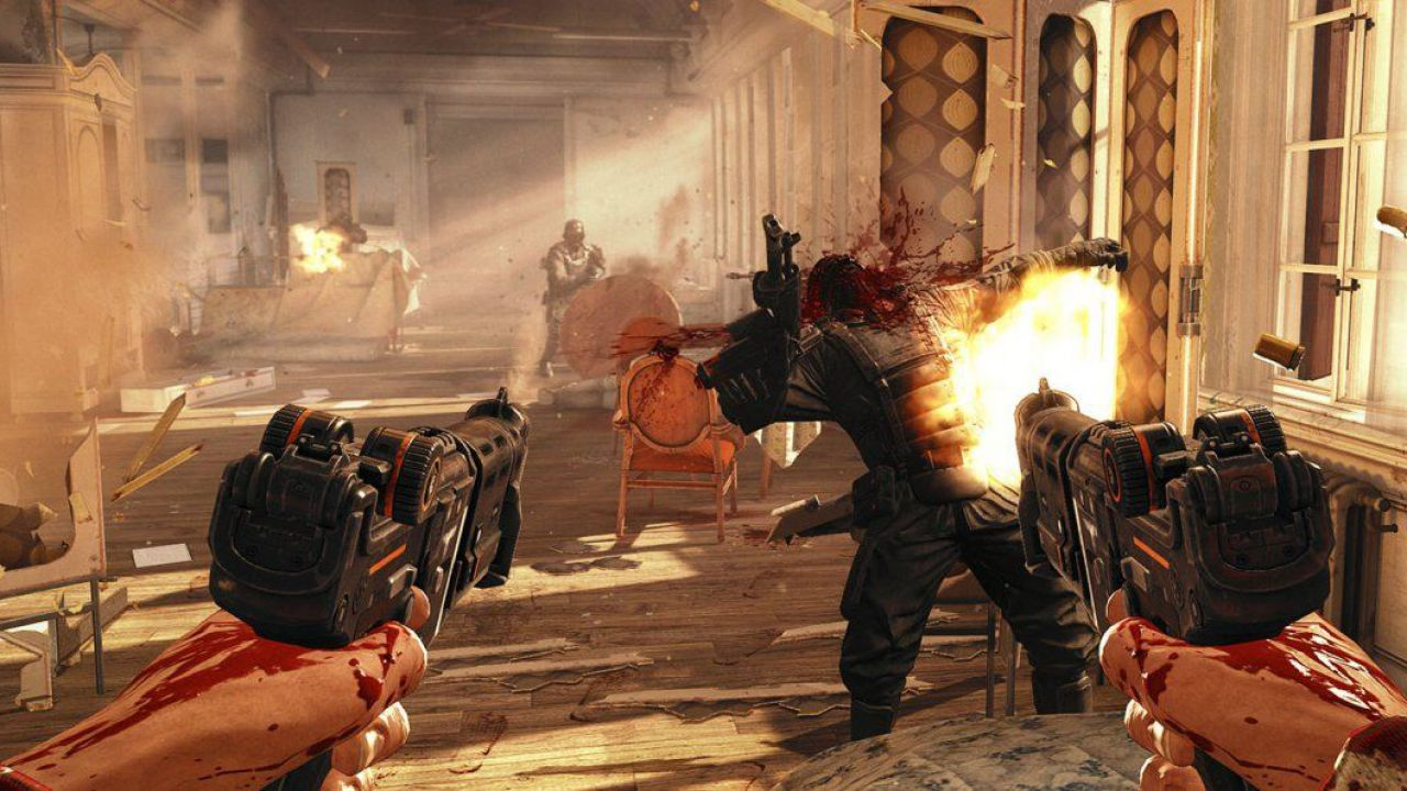 Wolfenstein: The New Order - la modalità 'I Am Death Incarnate' vi farà 'piangere sangue'