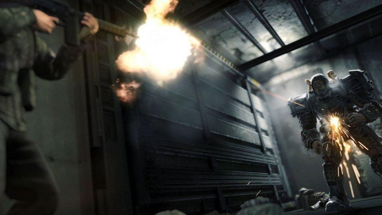 Wolfenstein: The New Order si mostra in due nuovi scatti