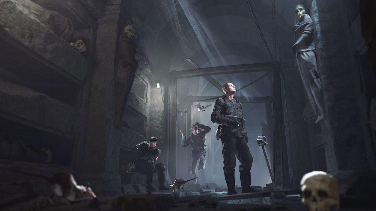 Wolfenstein The Old Blood giocato in diretta su Twitch alle 17:00