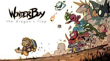 Wonder Boy The Dragon's Trap: aperto il sito teaser