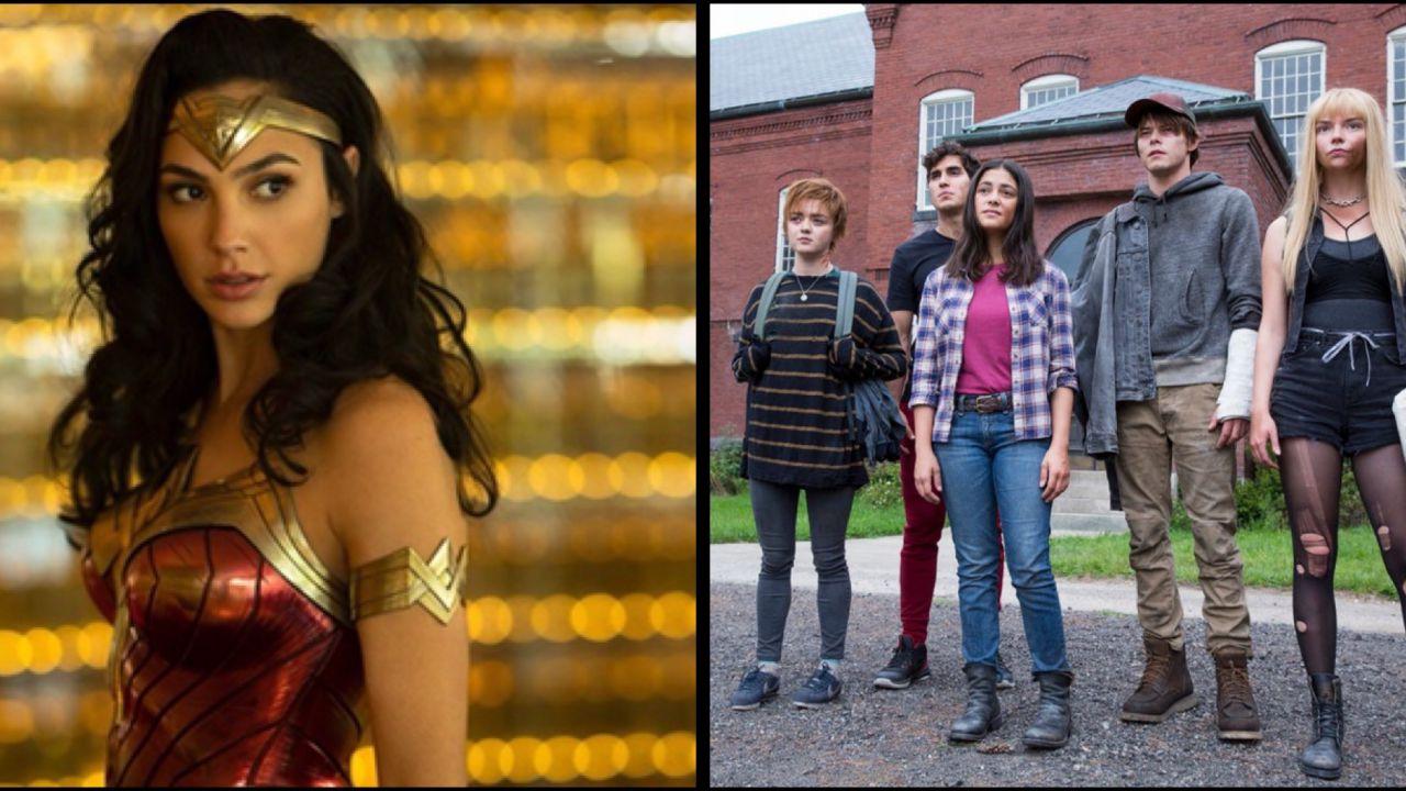 Wonder Woman 1984 vs. New Mutants: quale film ha cambiato più volte data d'uscita?
