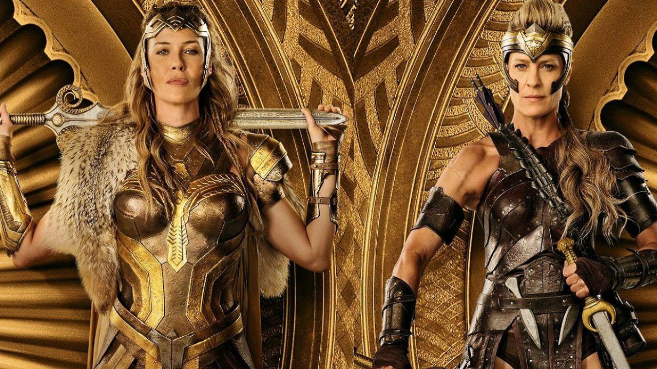 Wonder Woman, Connie Nielsen a ruota libera sullo spin-off Amazzoni e la Snyder Cut