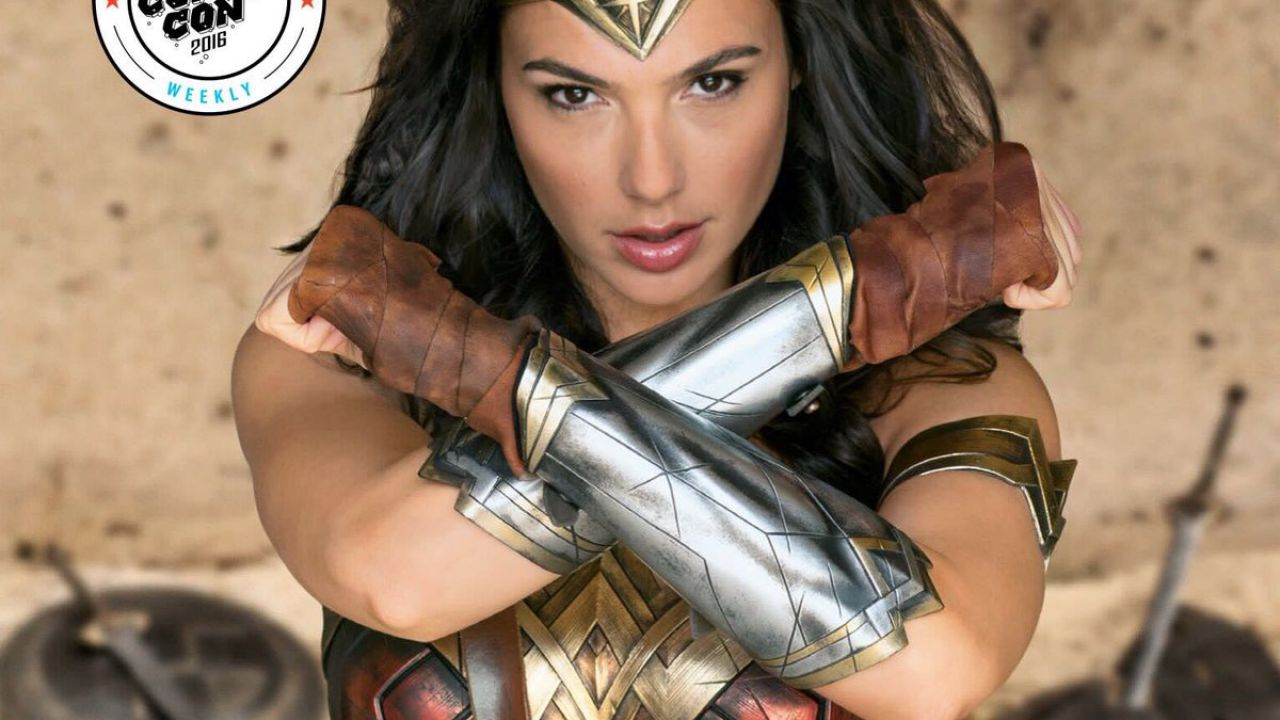 Wonder Woman: Nuove immagini da Entertainment Weekly