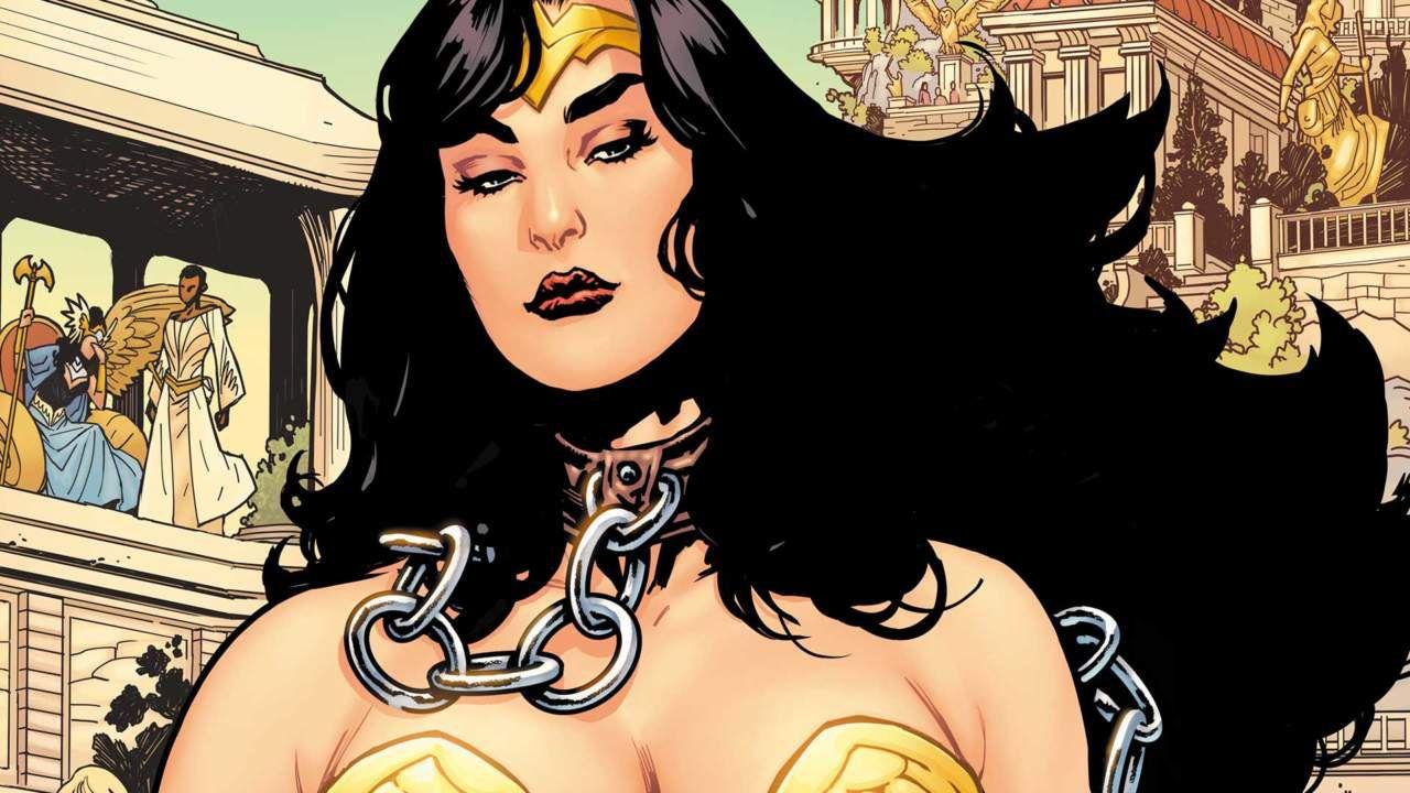 Wonder Woman: Panini rivela la copertina del primo numero firmata Milo Manara