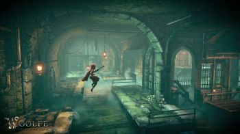 Woolfe The Redhood Diaries: pubblicate nuove immagini