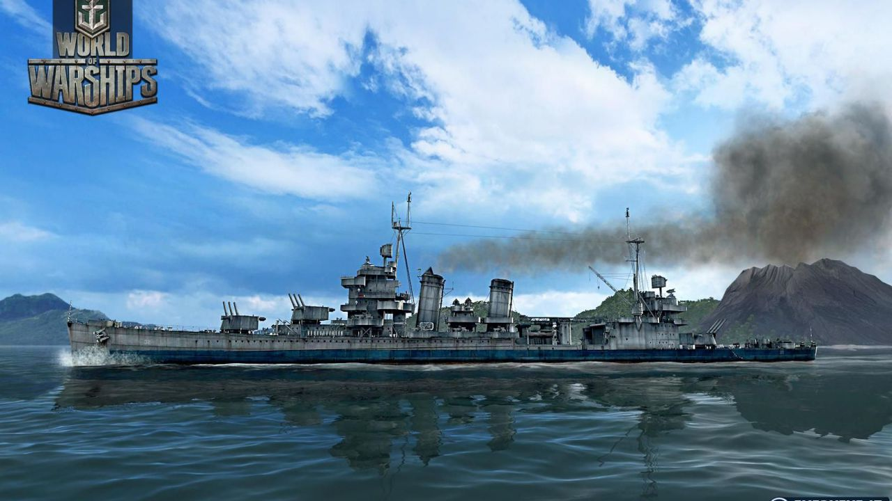 World of Battleships cambia nome in  World of Warships