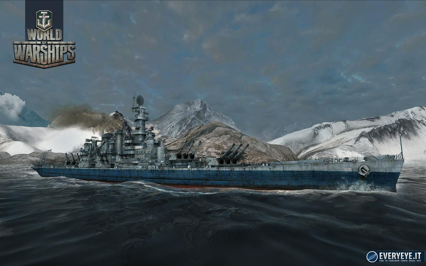 World of battleships le prime immagini dal sito ufficiale for Immagini sito