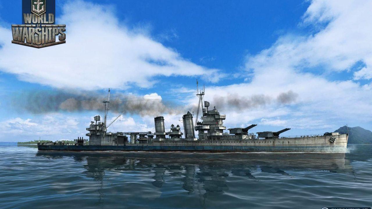 World of Battleships: teaser trailer dalla Gamescom