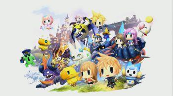 World of Final Fantasy arriva in Europa su PlayStation 4 e Vita, ecco la Video Recensione