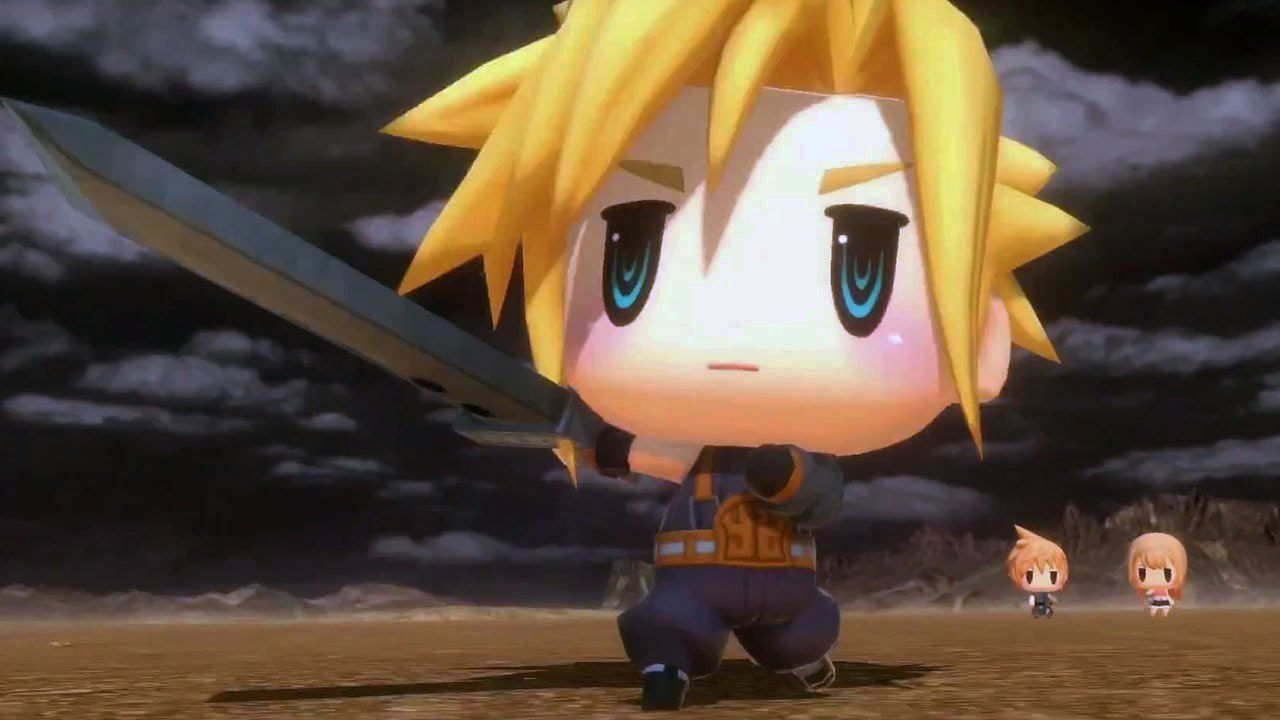 World of Final Fantasy: emergono 23 minuti di gameplay dall'EGX