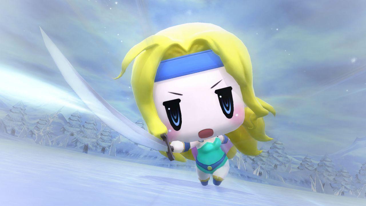 World of Final Fantasy: le novità dalla live di Square Enix