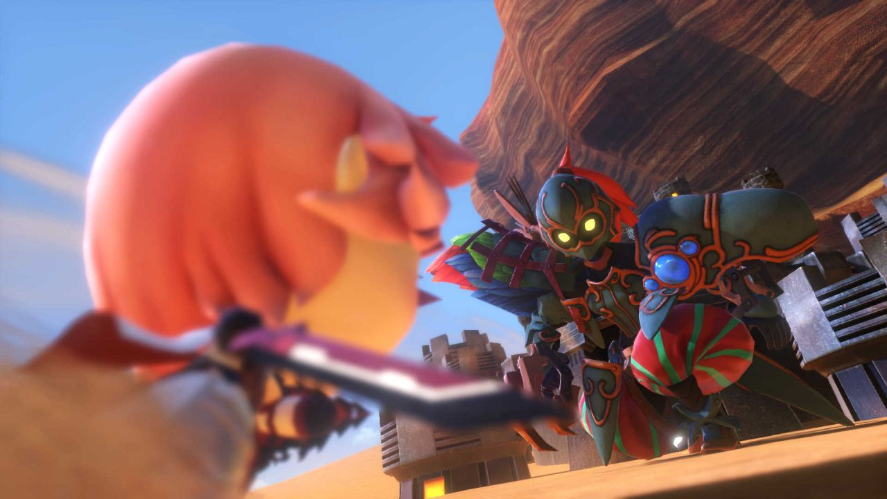 World of Final Fantasy si mostra in tantissimi scatti
