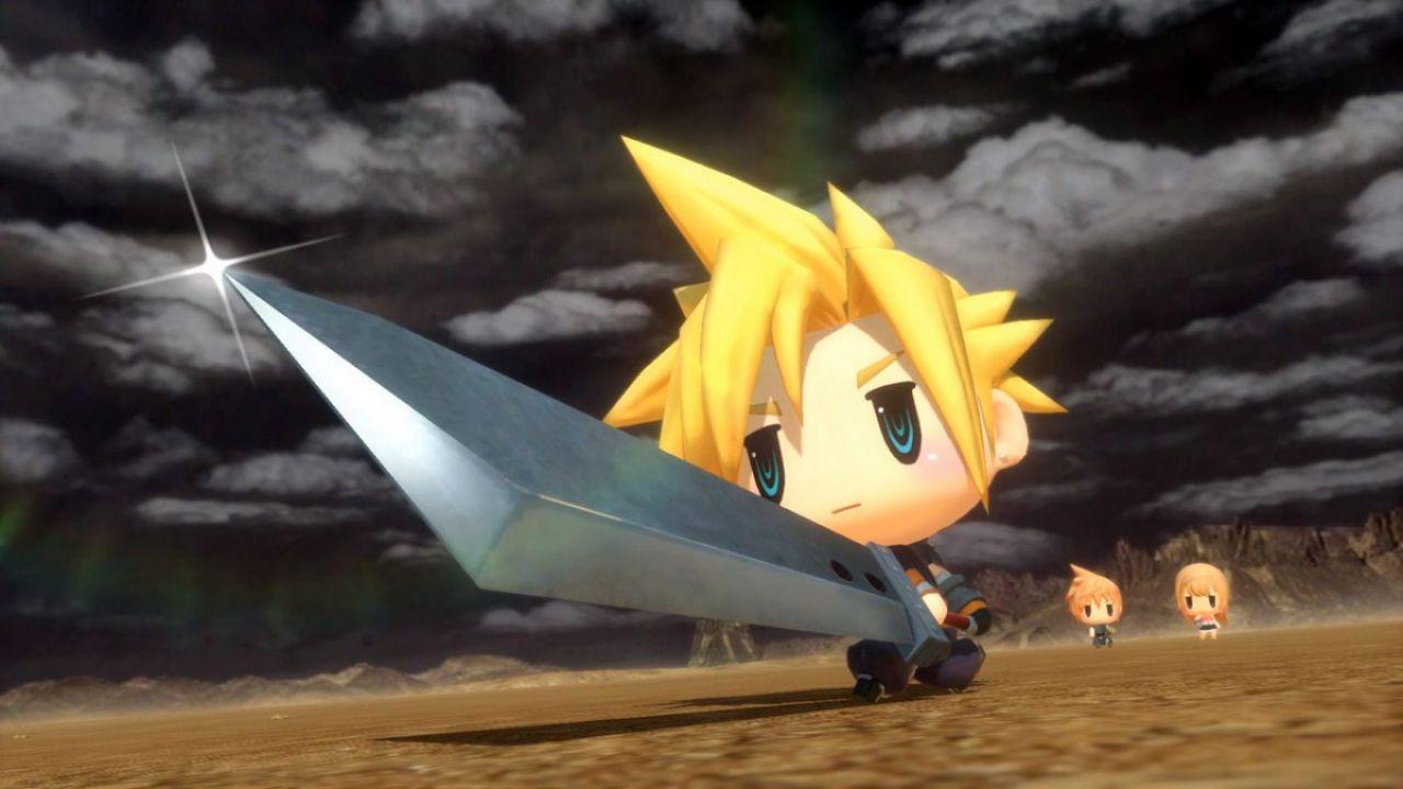 World of Final Fantasy: tante nuove immagini da Famitsu