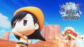 World of Final Fantasy: Tifa e Rhydia si uniscono al roster dei personaggi