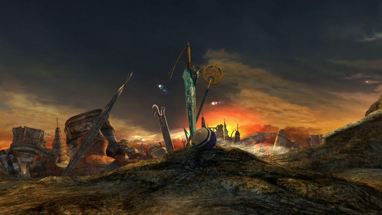 World of Final Fantasy è una nuova esclusiva PlayStation