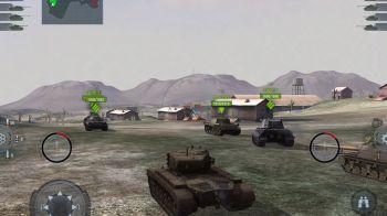 World of Tanks Blitz disponibile su Android
