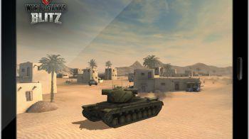 World of Tanks Blitz disponibile su iOS