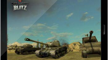 World of Tanks Blitz entra in beta - nuovo trailer