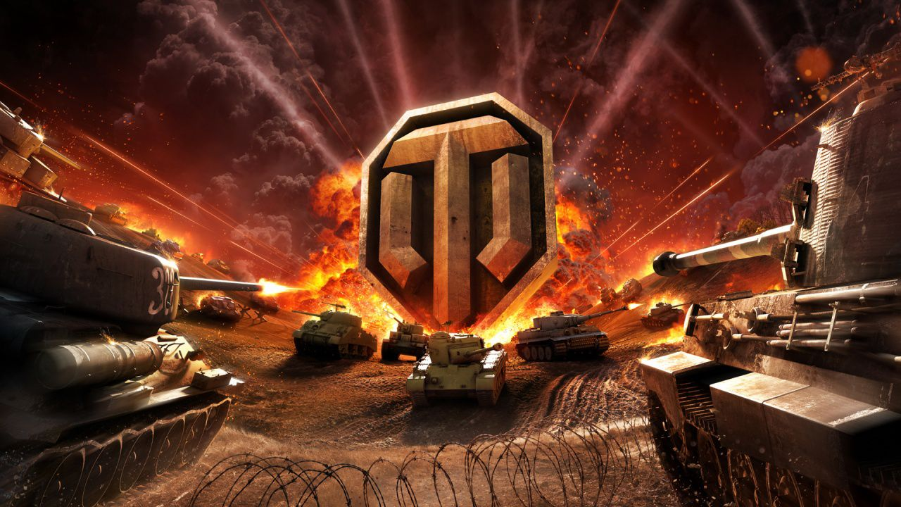 World of Tanks entra nella Razer Arena