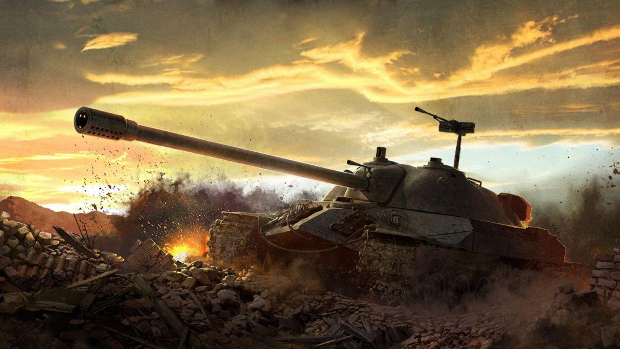 World of Tanks per PS4: la seconda fase dell'open beta si terrà dall'8 al 10 gennaio