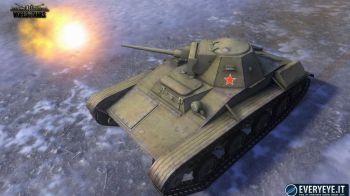 World of Tanks per Xbox 360: video per l'aggiornamento 1.2