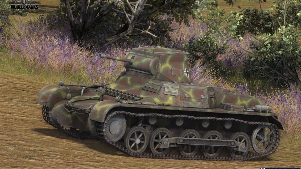 World of Tanks: presentata la collezione di Musterbrand