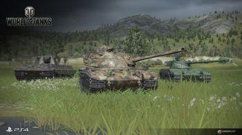 World of Tanks su PS4 sarà più sofisticato graficamente rispetto alla versione PC
