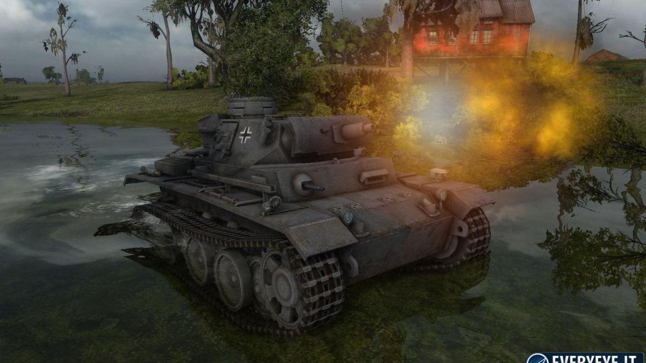World of Tanks Xbox 360 Edition: data di uscita dell'edizione retail