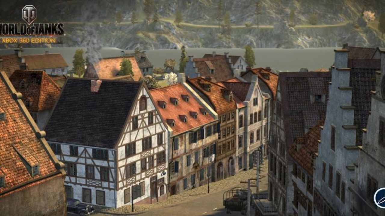 World of Tanks: Xbox 360 Edition - nuove immagini per la mappa Lakeville