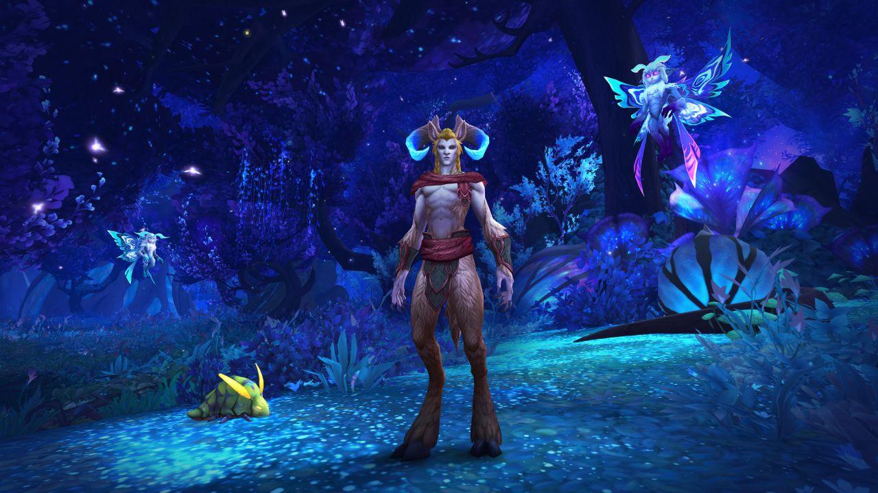 World of Warcraft: dopo 15 anni, Shadowlands permetterà di modificare l'etnia