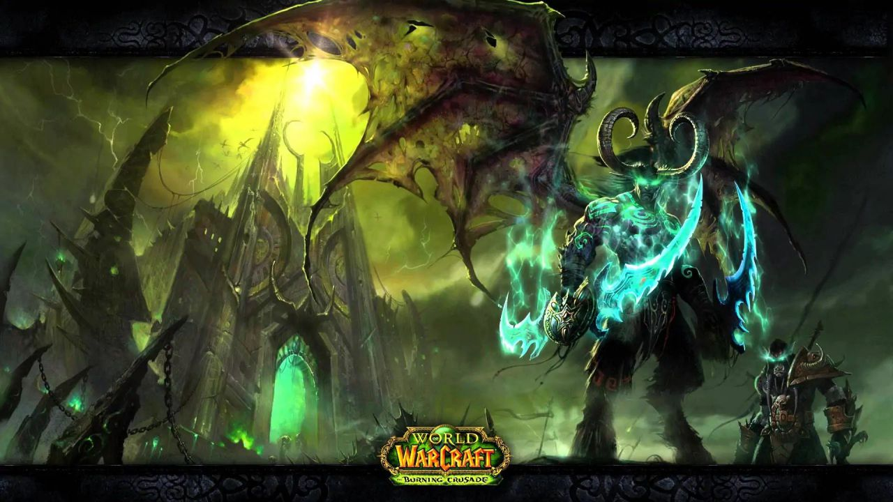 World of Warcraft Classic: un rumor svela la data d'uscita di The Burning Crusade