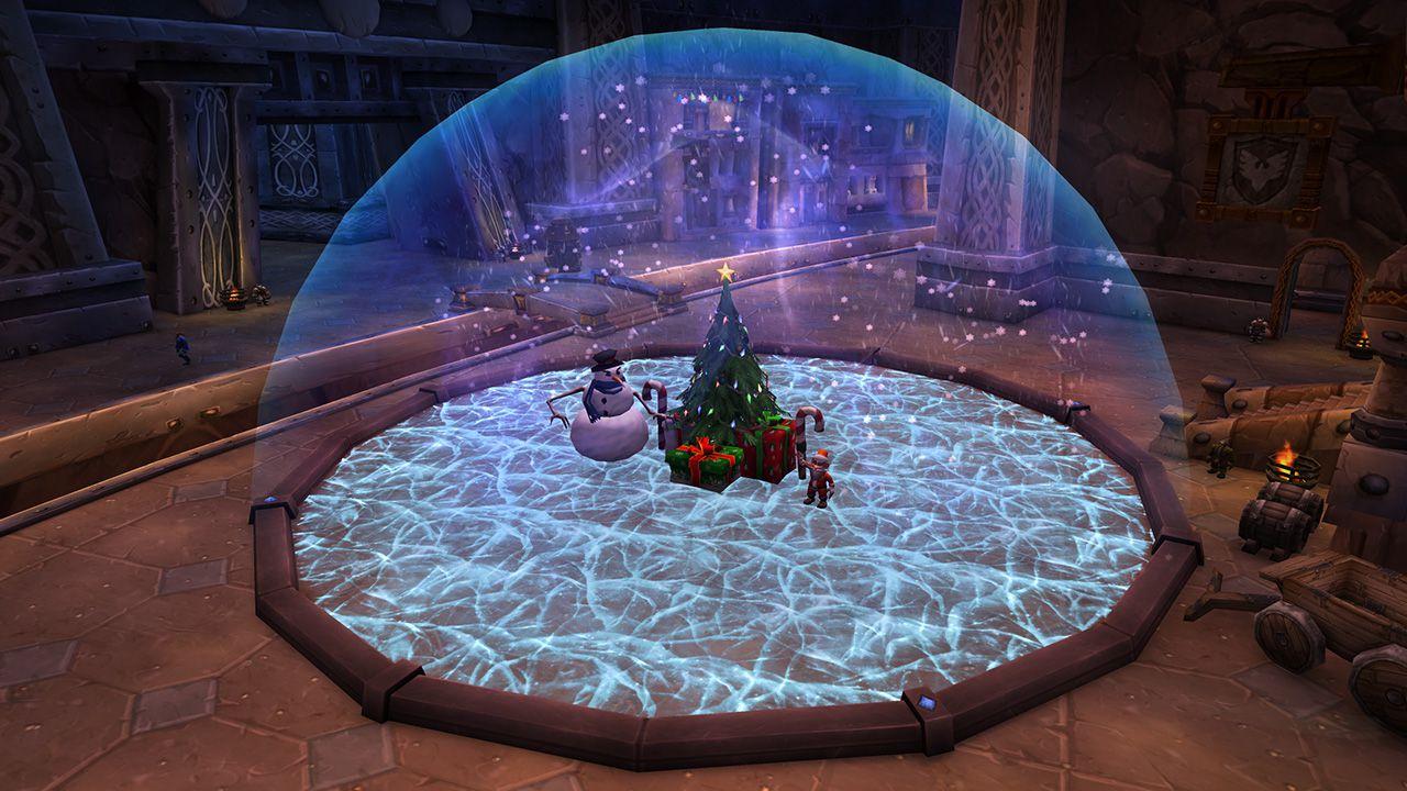 Vestiti Eleganti World Of Warcraft.World Of Warcraft Iniziano I Festeggiamenti Per La Vigilia Di