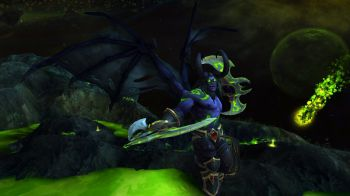 World of Warcraft Legion avrà aree capaci di adattarsi al livello del giocatore