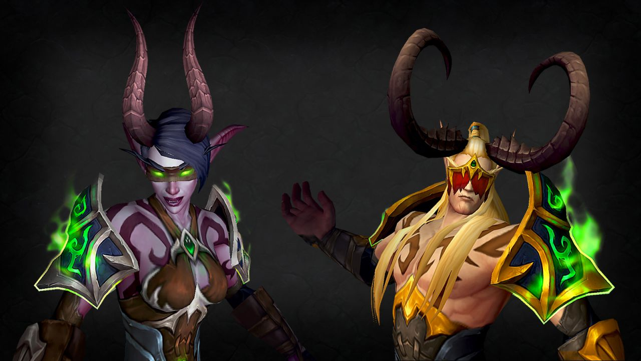 World of Warcraft Legion: Classe Demon Hunter in Early Access tra poco
