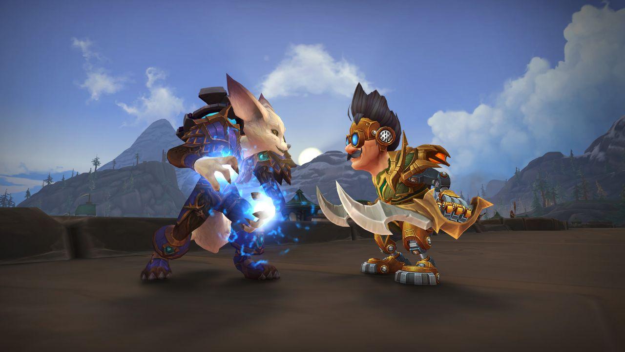 World of Warcraft: presto potrete giocare nei panni di volpi e gnomi meccanici