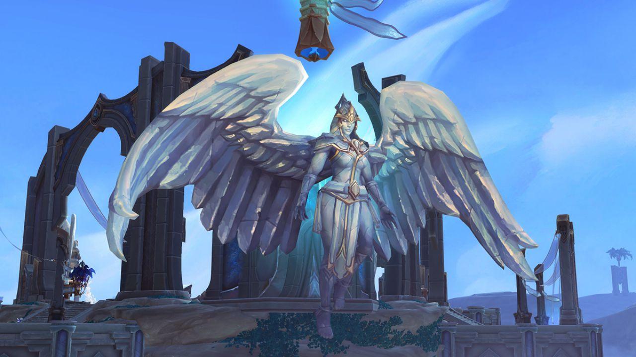 World of Warcraft Shadowlands: ora c'è anche l'HDD tra i requisiti minimi, ma...