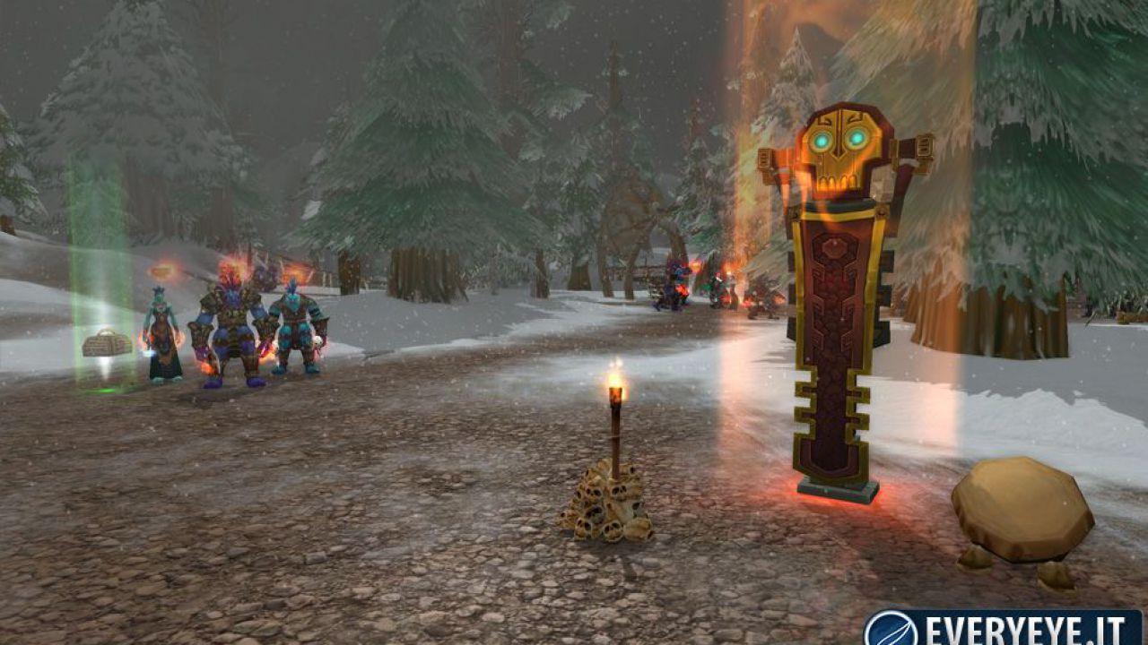 World of Warcraft: statua esclusiva per i giocatori abbonati dal 2004