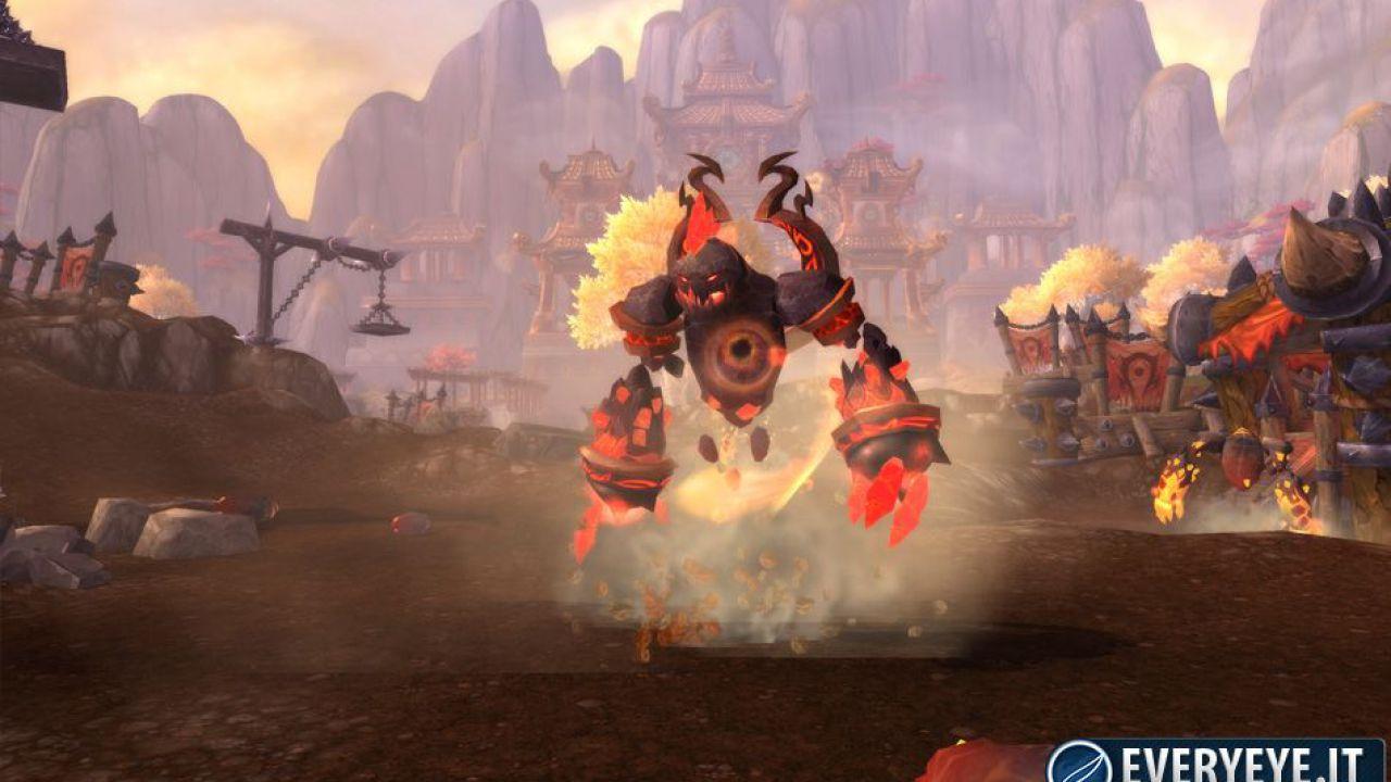 World of Warcraft: trapelati dettagli sul nuovo aggiornamento