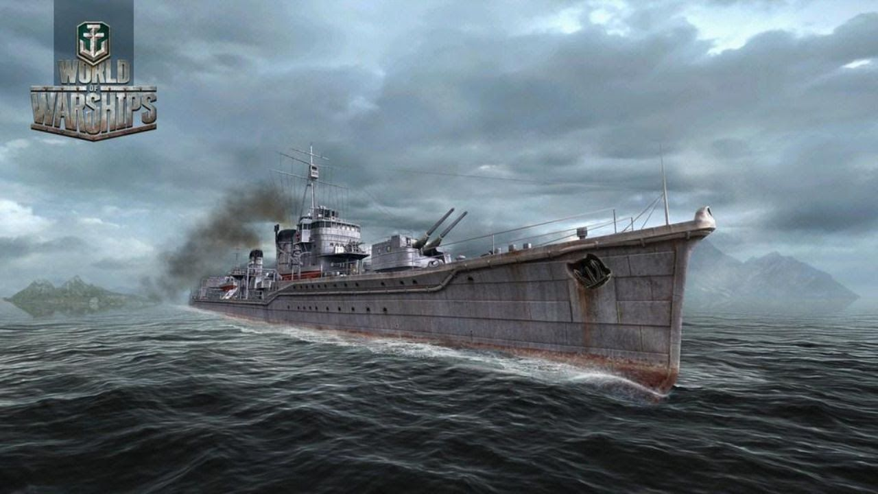 World of Warships: arrivano le navi russe