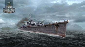 World of Warships: arrivano le navi russe
