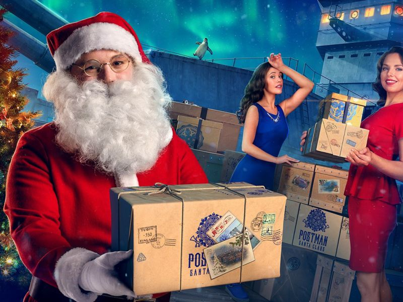 World of Warships Legends prepares for the holidays: the December update arrives