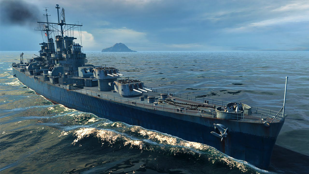 World of Warships: Wargaming.net annuncia nuove navi
