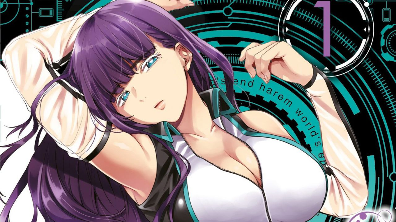 World's End Harem: annunciato l'anime basato sul manga di sesso post-apocalittico