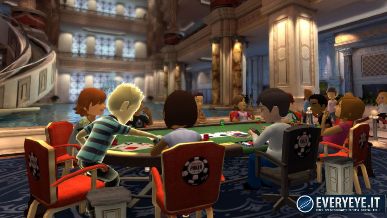 World Series of Poker: Full House Pro è disponibile su Xbox Live