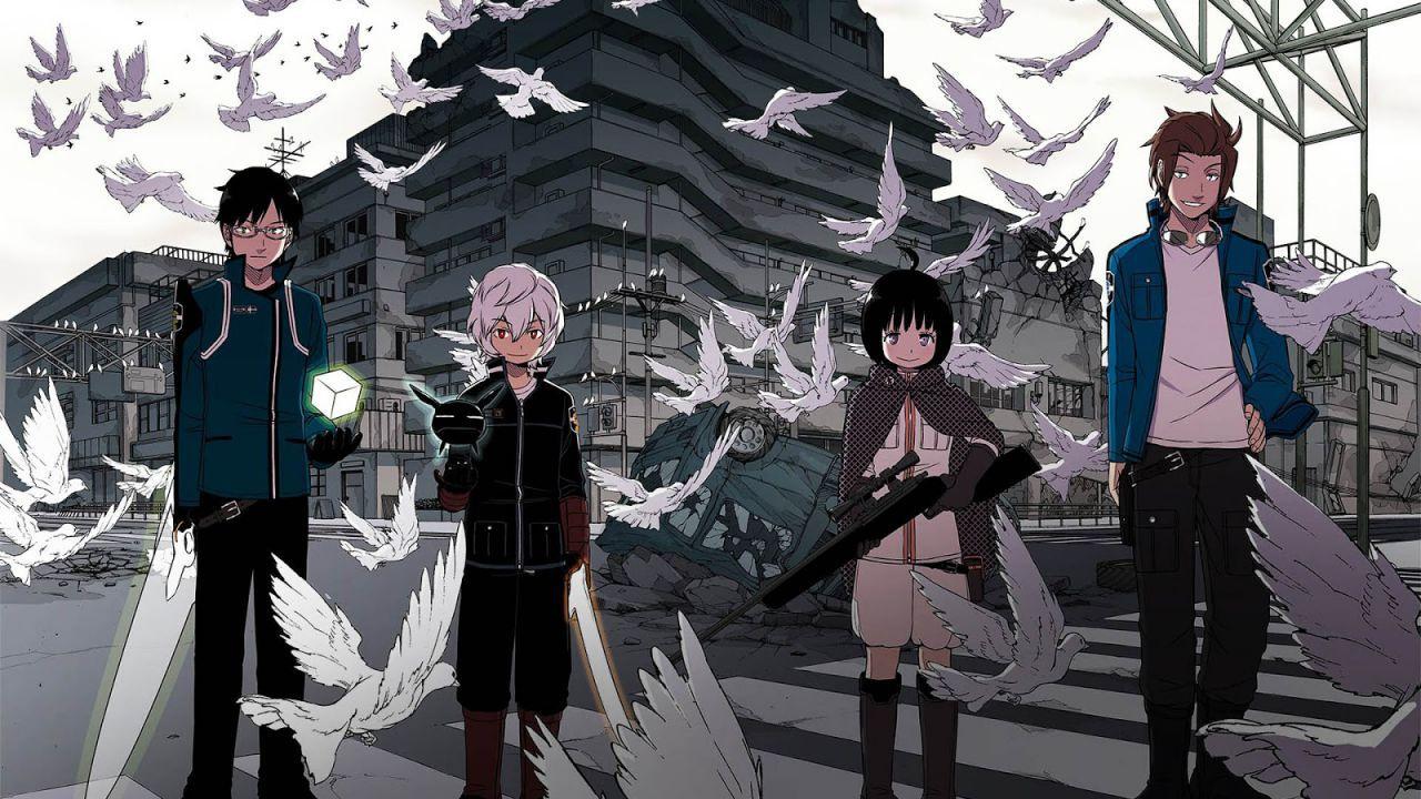 World Trigger: la terza stagione dell'anime arriverà nel mese di ottobre